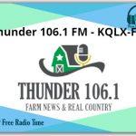 I-94Thunder 106.1 FM - KQLX-FM Online Radio