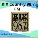 KIX Country 98.7 FM Radio
