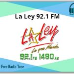 La Ley 92.1 FM Online Radio