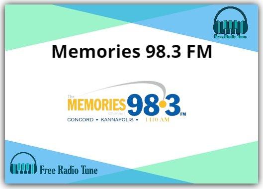 Memories 98.3 FM Radio