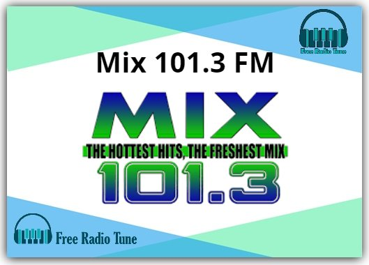Mix 101.3 FM online radio
