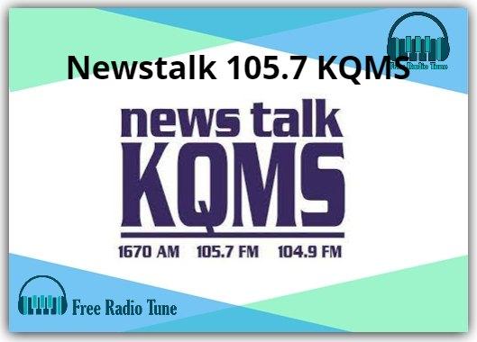 Newstalk 105.7 KQMS Radio