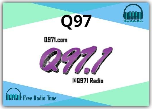 Q97 online radio