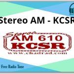 Stereo AM - KCSR Radio