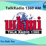 TalkRadio 1360 AM Radio