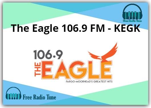The Eagle 106.9 FM - KEGK Radio