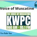 Voice of Muscatine Online radio