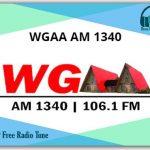 WGAA AM 1340 Radio