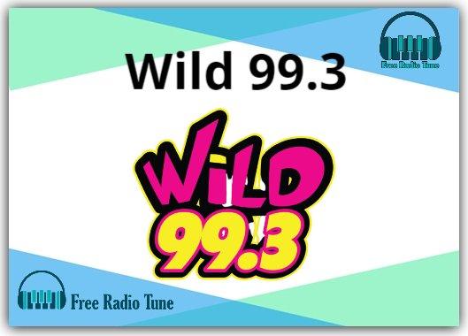 Wild 99.3 online radio