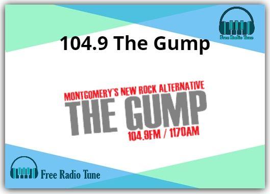104.9 The Gump Online Radio