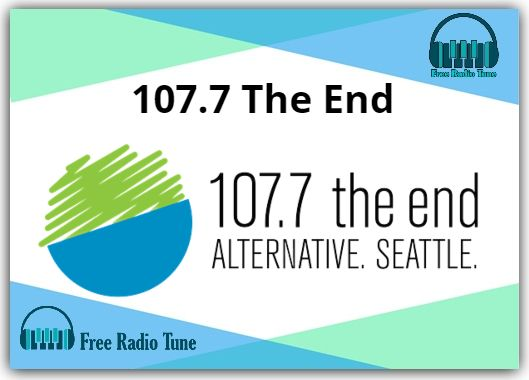 107.7 The End Online Radio