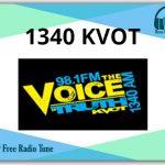1340 KVOT Online Radio