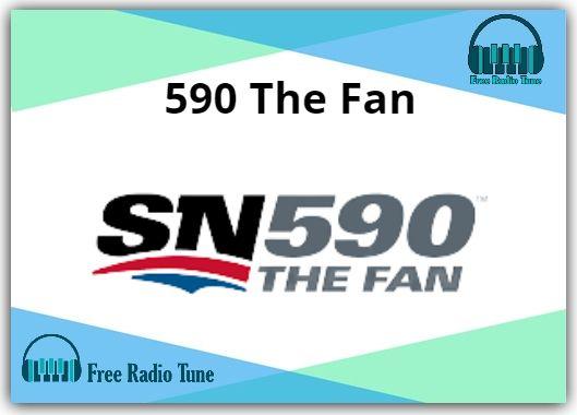 590 The Fan Online Radio