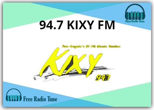 94.7 KIXY FM Radio