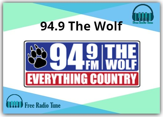 94.9 The Wolf Online Radio