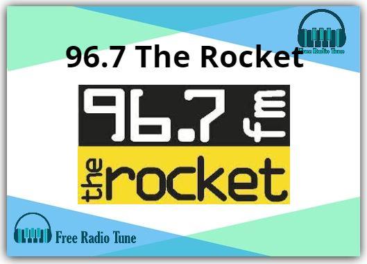 96.7 The Rocket Radio
