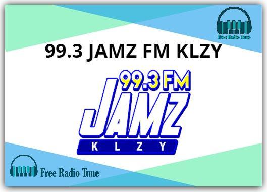 99.3 JAMZ FM KLZY Online Radio