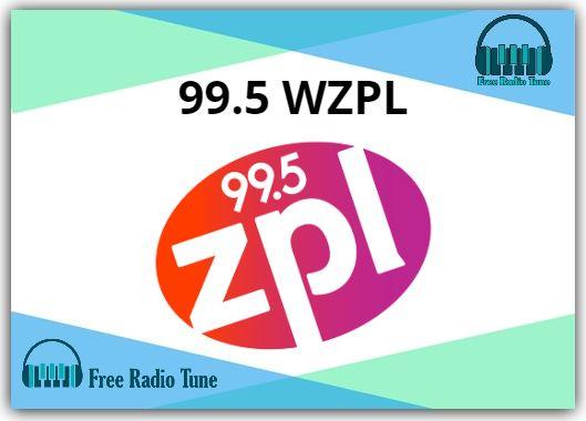 99.5 WZPL Radio