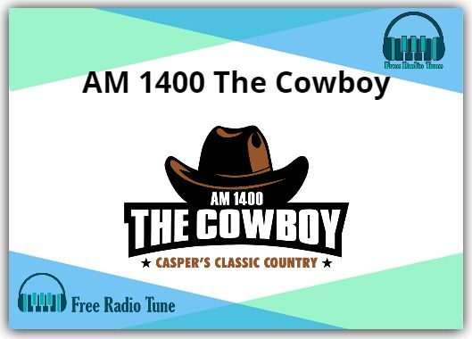 AM 1400 The Cowboy Online Radio