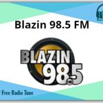 Blazin 98.5 FM Online Radio