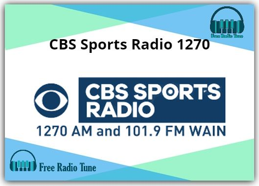 CBS Sports Radio 1270 Online Radio