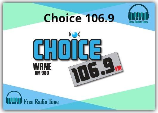 Choice 106.9 Online Radio