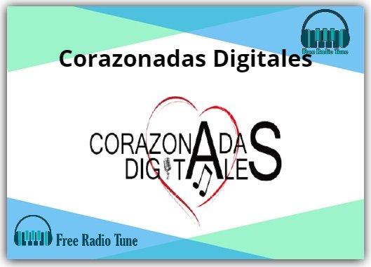 Corazonadas Digitales Online Radio