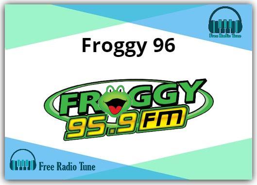 Froggy 96 Online Radio