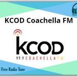 KCOD Coachella FM Online Radio