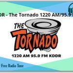 KDDR - The Tornado 1220 AM_95.9 FM