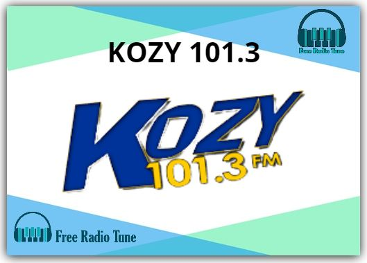 KOZY 101.3 Online Radio