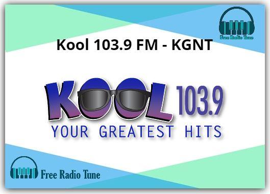 Kool 103.9 FM - KGNT