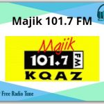 Majik 101.7 FM Online Radio