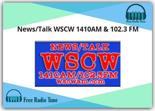 News_Talk WSCW 1410AM & 102.3 FM Radio