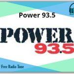 Power 93.5 Radio