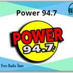 Power 94.7 Online Radio