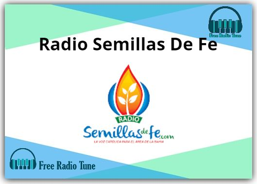 Online Radio Semillas De Fe