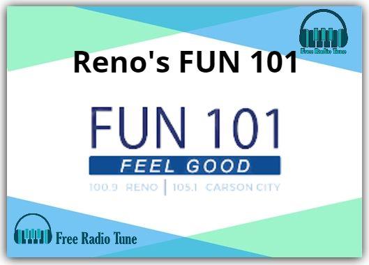 Reno's FUN 101 Radio