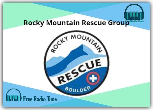 Rocky Mountain Rescue Group Radio