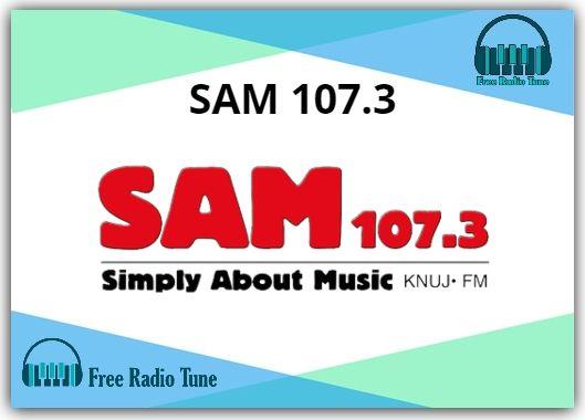 SAM 107.3 Online Radio