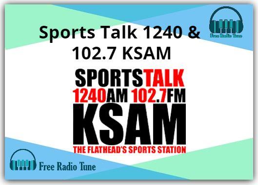 Sports Talk 1240 & 102.7 KSAM Online Radio