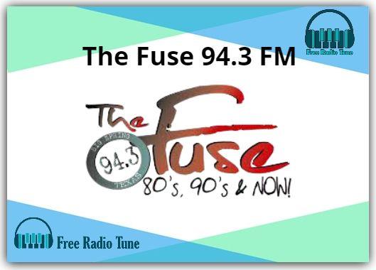 The Fuse 94.3 FM Online Radio