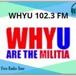 WHYU 102.3 FM Radio