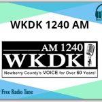 WKDK 1240 AM Online Radio