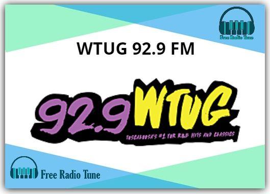 WTUG 92.9 FM Online Radio