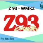 Z 93 - WMKZ Online Radio