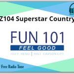 Z104 Superstar Country Online Radio