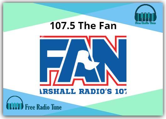 107.5 The Fan Radio