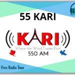55 KARI Radio