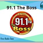 91.1 The Boss Radio